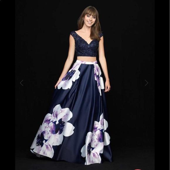 Madison James Prom Dresses Purple